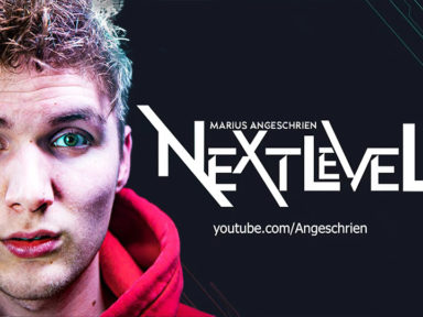 Next Level: Marius Angeschrien startet eigenes Virtual Reality Parcour Live Event